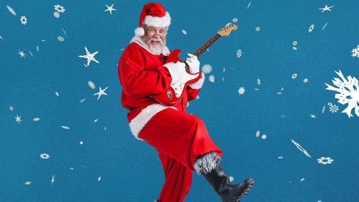 #721:  Christmas Mix 2010
