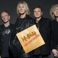 REVIEW:  Def Leppard - The Lost Session (2018)