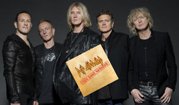 REVIEW:  Def Leppard – The Lost Session(2018)
