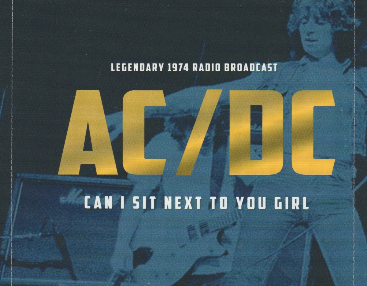 REVIEW:  AC/DC - Can I Sit Next to You Girl (1974 radio broadcast)