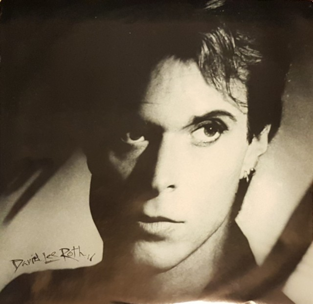 Review David Lee Roth Crazy From The Heat 1985 Ep Mikeladano Com
