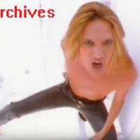 VHS Archives #16:  Sebastian Bach talks to the Power 30 (1992)