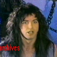 VHS Archives #6:  Blackie Lawless of W.A.S.P. interview (1986)