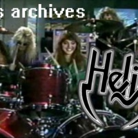 VHS Archives #27: Helix teach Erica Ehm how to drum! (1988)