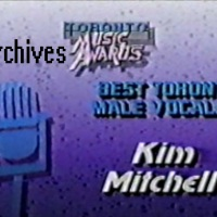 VHS Archives #18: Kim Mitchell wins Best Toronto Male Vocalist (1990)