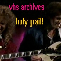 VHS Archives #25:  Rik Emmett of Triumph - the Holy Grail of videos - Power Hour 1987 live performance!
