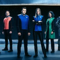 DVD REVIEW:  The Orville - The Complete First Season (2018)