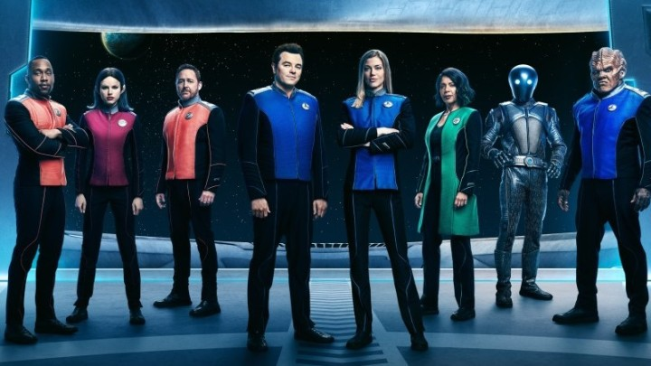DVD REVIEW:  The Orville – The Complete First Season(2018)