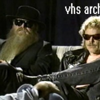 VHS Archives #17:  ZZ Top talk to Much (1990)