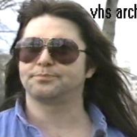 VHS Archives #46:  Blackie Lawless of W.A.S.P. returns!  MuchMusic interview 1992