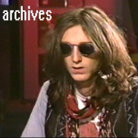 VHS Archives #48:  Chris Robinson of the Black Crowes live interview 1992