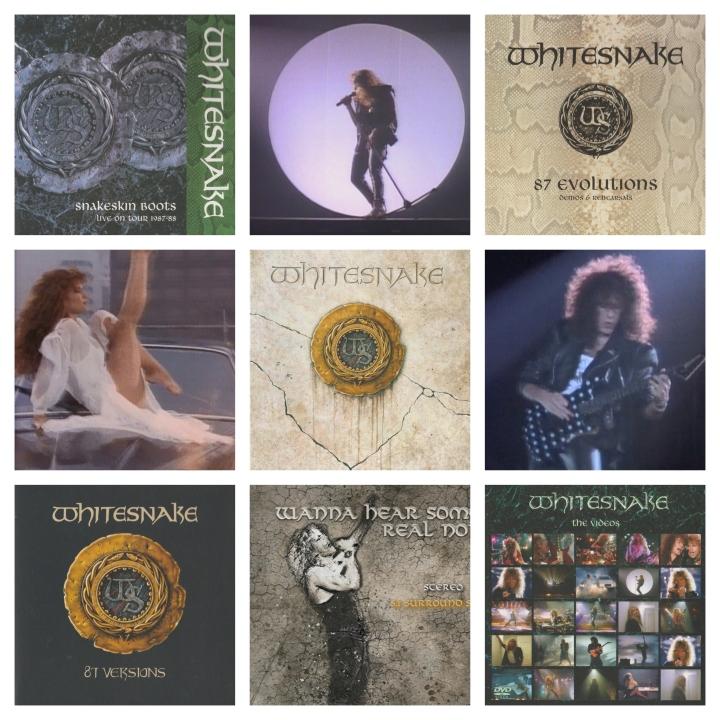 REVIEW:  Whitesnake – 1987 (30th Anniversary Edition boxset)