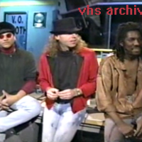 VHS Archives #61:  Wild 'T' and the Spirit band interview (1993)