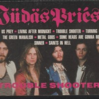 REVIEW:  Judas Priest - Trouble Shooters (1989 CBS cassette)