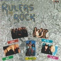 REVIEW:  Rulers of Rock - Various Artists (1988 cassette)