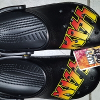 REVIEW:  KISS Crocs - Classic Kiss clog