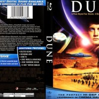 Blu-ray REVIEW:  Dune (1984) by Holen MaGroin