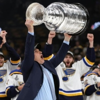 Sunday Chuckle:  Lord Stanley's Blues