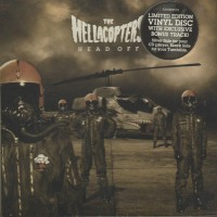 REVIEW:  The Hellacopters - Head Off (2008 Vinyl Disc)