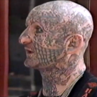 WTF Search Terms:  Snake the Tattoo Man edition