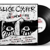 REVIEW:  Alice Cooper - The Breadcrumbs EP (2019)