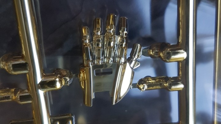 #781:  What Happened to C-3PO's Hand? (Videostory)