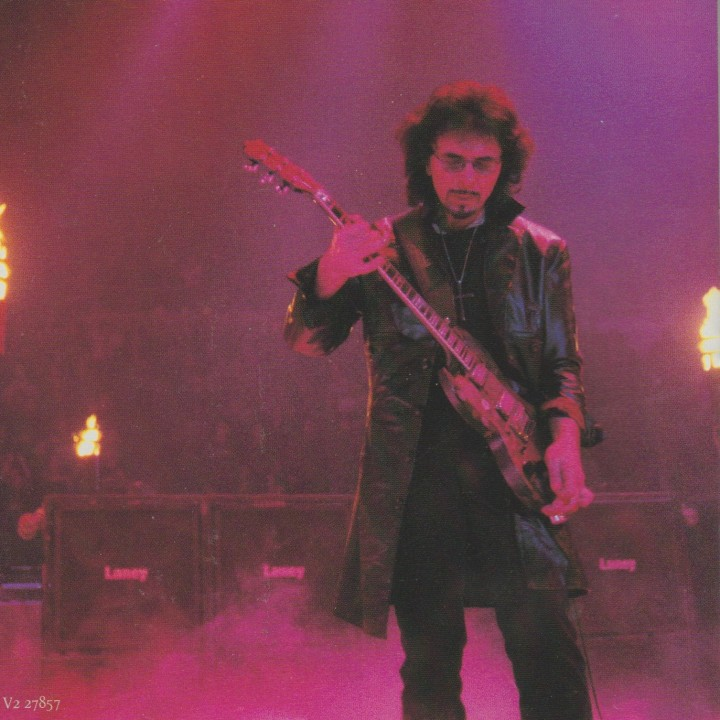 REVIEW:  Iommi – Iommi (2000)