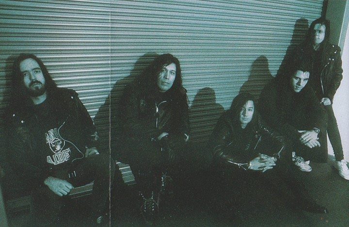 REVIEW:  Testament – The Ritual(1992)