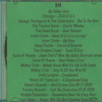 "#787:  Mix CD 19 - ""Green Album"""