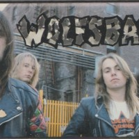 REVIEW:  Wolfsbane - Live Fast, Die Fast (1989 cassette)