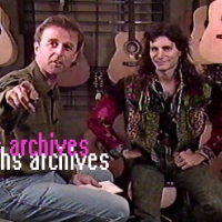 VHS Archives #85:  Steve Vai's passion for Whitesnake, Warfare & Wanking (1990)
