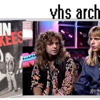 VHS Archives #87:  Damn Yankees!  Tommy Shaw & Jack Blades (1990)