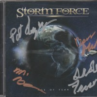 Just Listening to...Storm Force - Age of Fear (2020)