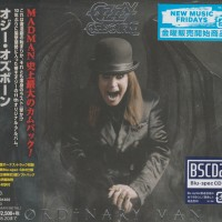 REVIEW:  Ozzy Osbourne - Ordinary Man (2020 Japanese import)