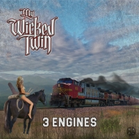 REVIEW:  My Wicked Twin - 3 Engines (2020)