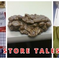 The Author Reads series - Record Store Tales Part 7: A S****y Story