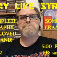 Friday Live Streamin' - 5:00 PM E.S.T - Here comes the Metal Meltdown!