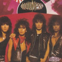 REVIEW:  Loudness - Thunder in the East (1985 US version)