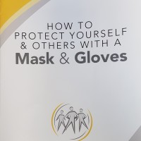 Sunday Chuckle:  How to Protect Yourself & Others With Mask & Gloves
