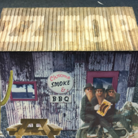 REVIEW:  ZZ Top - Chrome, Smoke & BBQ (2003 limited edition BBQ shack)