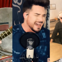 "REVIEW:  Queen + Adam Lambert - ""You Are the Champions"" (2020)"