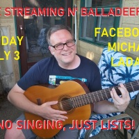Friday Streaming N' Balladeering
