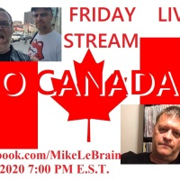 "O Canada!  Friday Live Streamin' returns with ""Maple"" flavoured lists!"