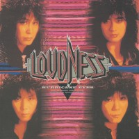 REVIEW:  Loudness - Hurricane Eyes (1987, 2017 30th anniversary 5 CD reissue)