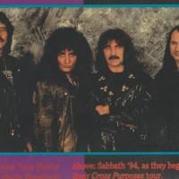 REVIEW:  Black Sabbath - Cross Purposes (1994 Japanese version)