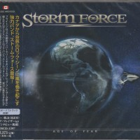 REVIEW:  Storm Force - Age of Fear (2020 Japanese import)