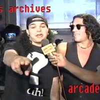 VHS Archives #97:  Fred Coury & Stephen Pearcy of Arcade (July 17 1993)