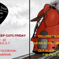 Everybody Wants Live Streams!!  Van Halen Deep Cuts Friday, Halloween Memories Saturday!