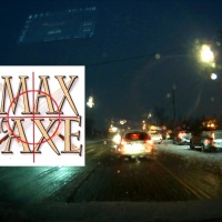 "VIDEO:  Max the Axe - ""Magnum P.I."" / Crap winter drive"