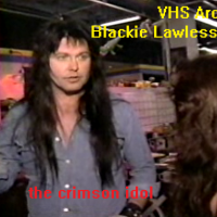 VHS Archives #98:  Blackie Lawless vs. Erica Ehm - 1992 reunion interview